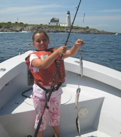 Childrens fishing old orchard beach maine fishing for Maine fishing charters