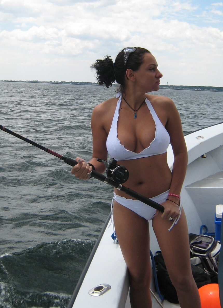 Fisherwomans Gallery | Old Orchard Beach Maine Fishing Charters aboard the Trina Lyn!